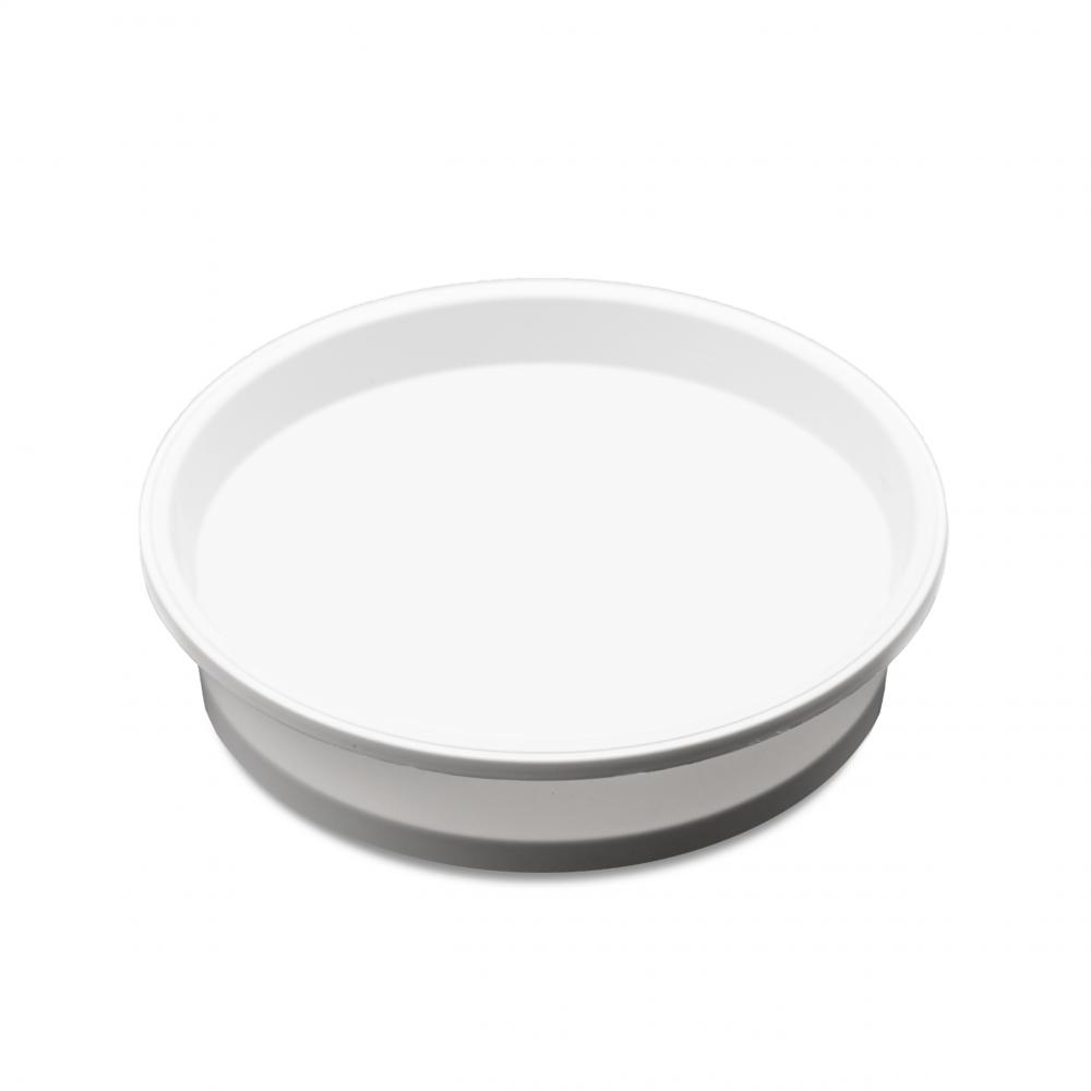 Tarrina termosellable 400ml blanca