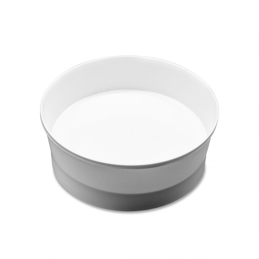 Tarrina manual 1000ml blanca