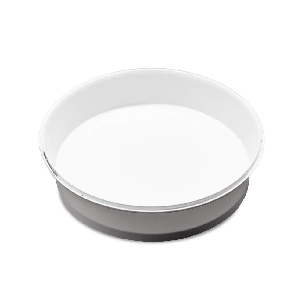 Tarrina cierre precinto 700ml blanca