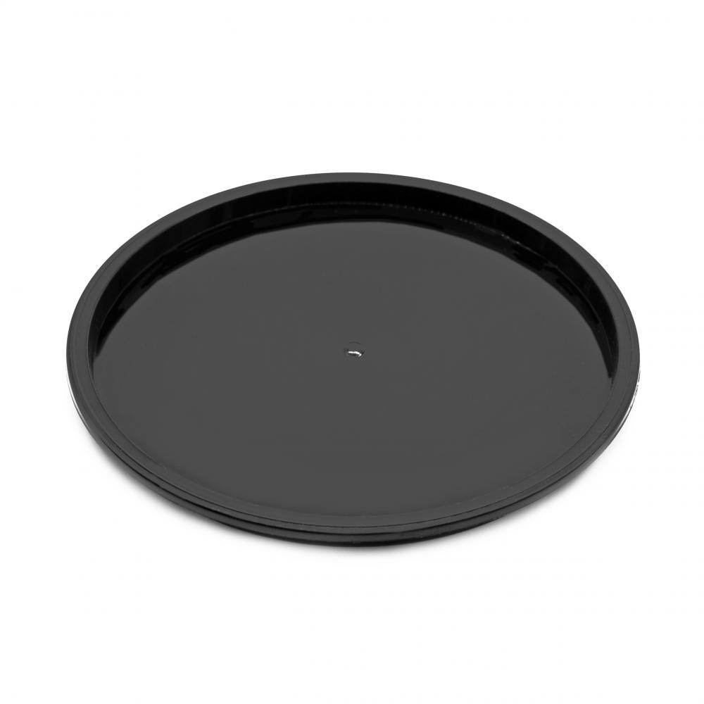 Tarrina termosellable 200ml negra