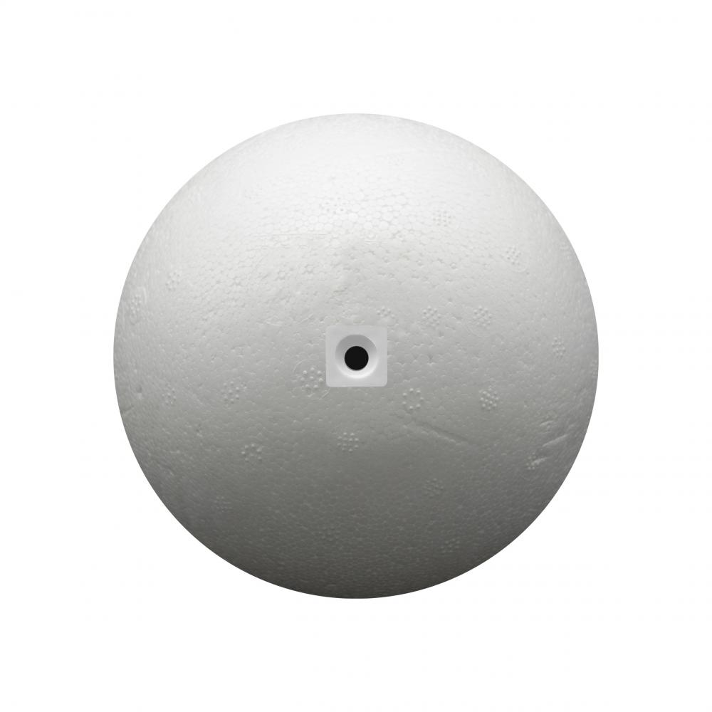 Boya redonda porespan 110mm rosca 6/100