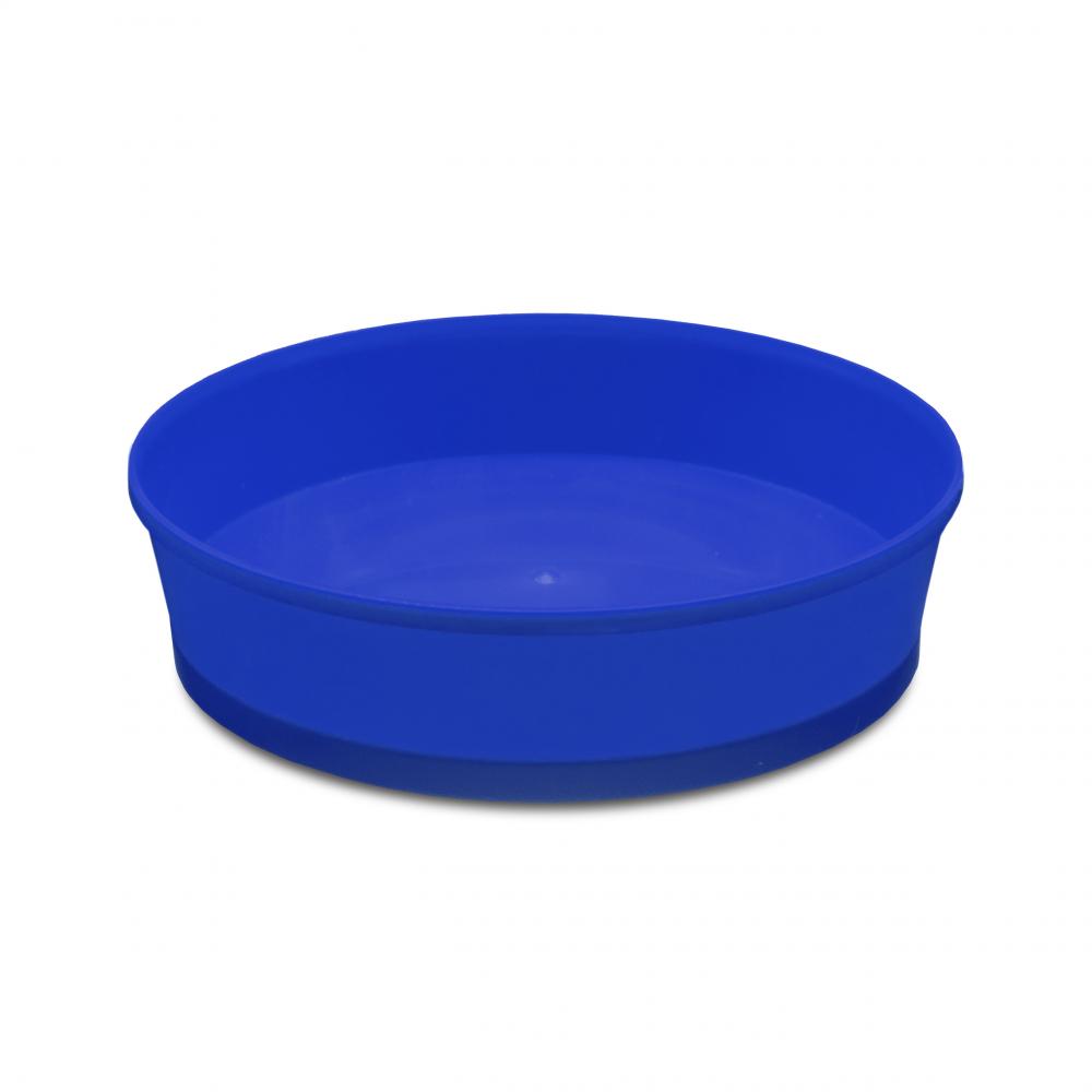 Tarrina manual 400ml azul