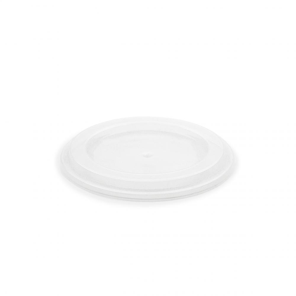 Tapa vaso 140ml transparente