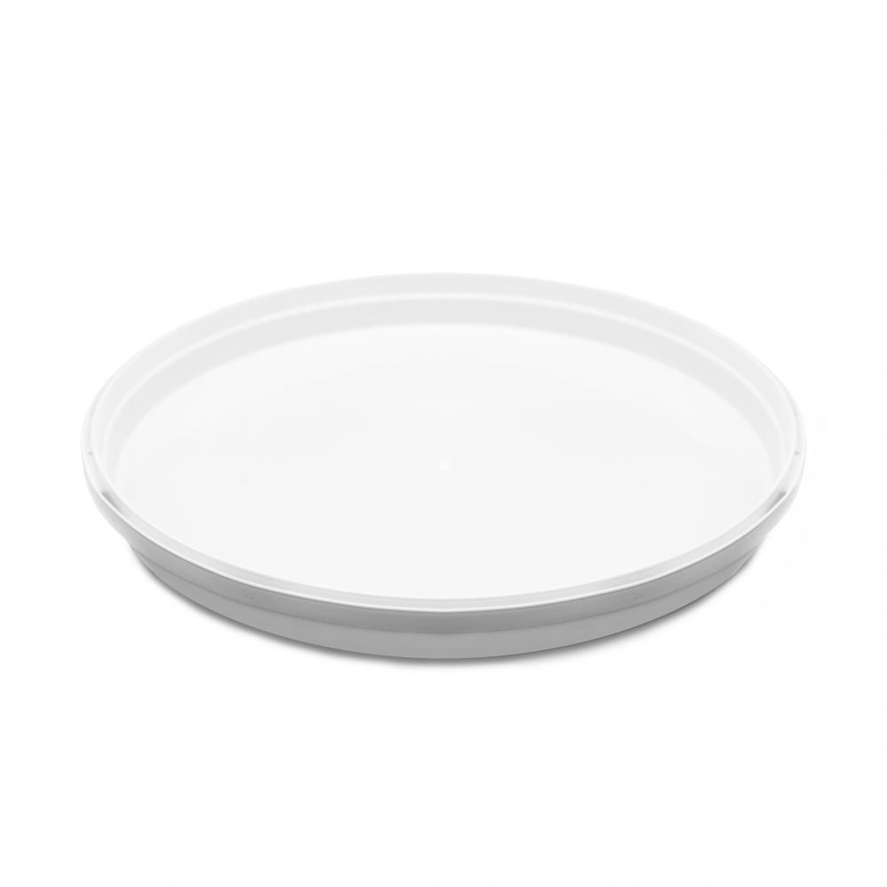 Tarrina cierre precinto 200ml blanca